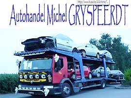 MICHEL GRYSPEERDT BVBA website