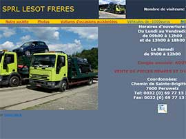 LESOT FRERES SPRL