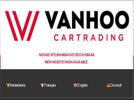 VANHOO CARTRADING website