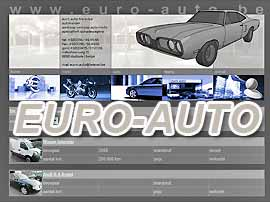 EURO-AUTO FRE BVBA website