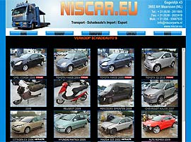 NISCAR VOF website
