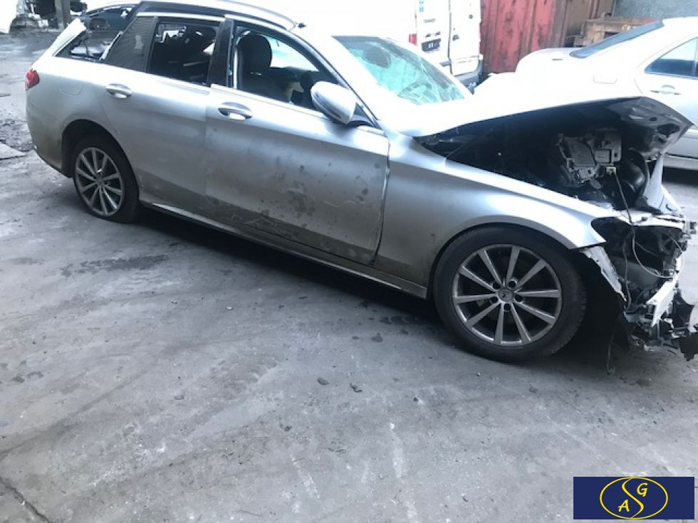 Mercedes Benz C Klasse 1600cc Diesel Break 1 2017 0 Km