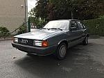AUDI - 80 1.3I 04/1985 - 1985