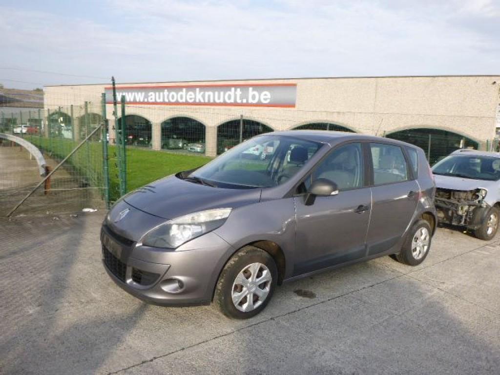Renault Scenic 15 Dci 112009 241155 Km Wwwautos