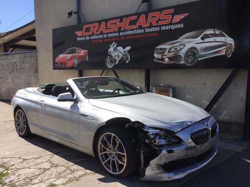 BMW BMW SERIE I CABRIOLET F Km AIRCO - 640 i bmw