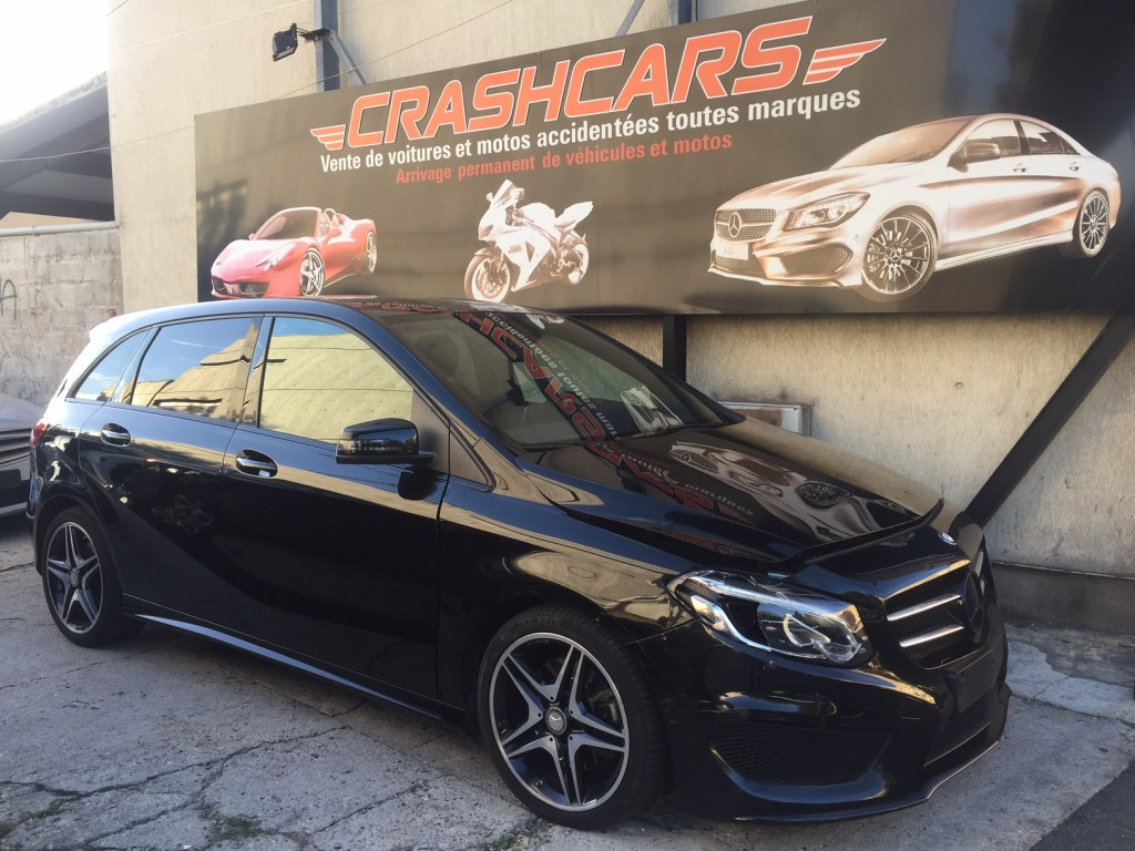Mercedes Benz Classe B 220 Cdi Fascination 7 4 2016
